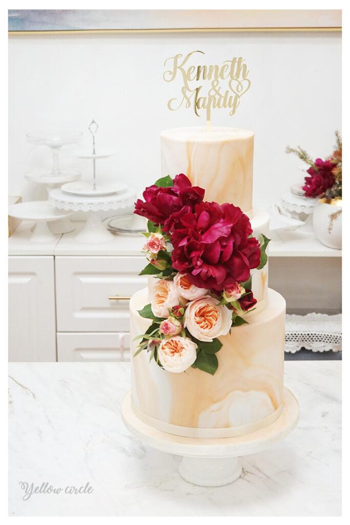 mandy-marbel-wedding-cake-683×1024